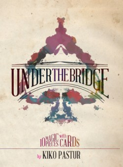 Under the Bridge · Kiko Pastur · portada-RED
